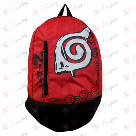 15-169 Backpack 14, Naruto Konoha