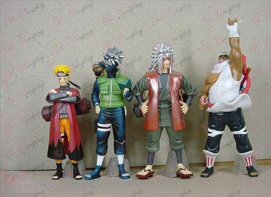 33 Generation 4 modeller til at øge Ninja basen