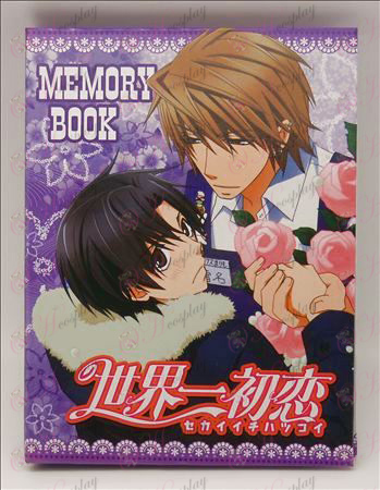 Sekai-ichi Hatsukoi Accessories Big Classmates (4 / set)