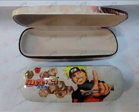 Naruto glasses case (having no Naruto)