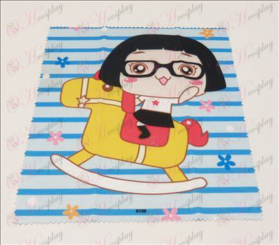 Glasses cloth (Cai Cai 0158) 5 / set