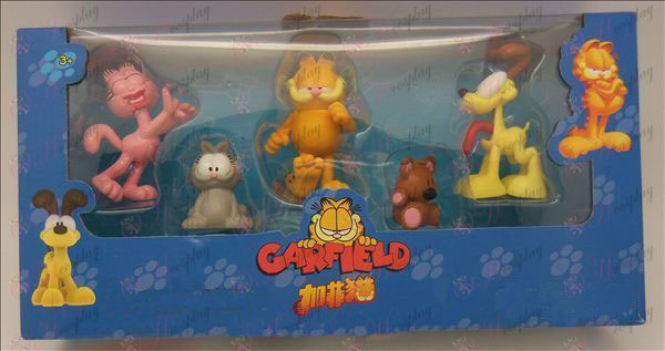 Garfield bambole Packs