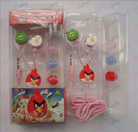 Angry Birds Accessori Cuffie