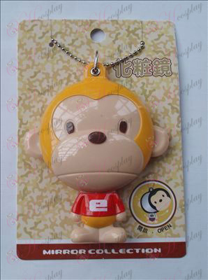 Mirror (isot korvat monkey) Red
