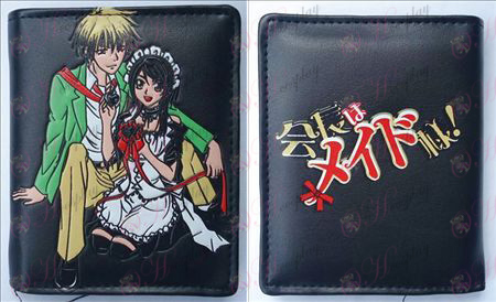 President maid adult leather wallet