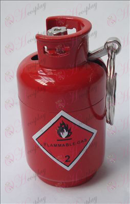 Gas tank lighter Red Halloween Accessories Online Store