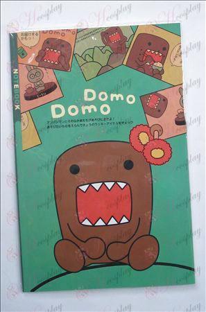 Domo Accessories Notebook