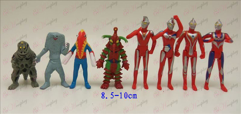 Otto Ultraman Accessori Doll