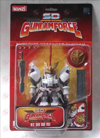Bandai Gundam Tilbehør-Duluth Keith 177.017