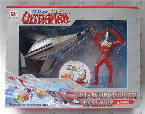 חזור מטוס - סופרמן שילובי נשק 1,159,201-04
