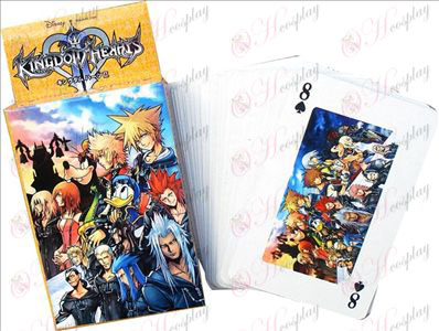 Kingdom Hearts Poker αξεσουάρ 2