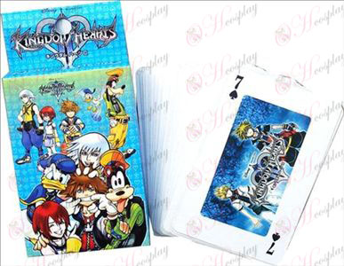 Kingdom Hearts аксессуары Poker 1
