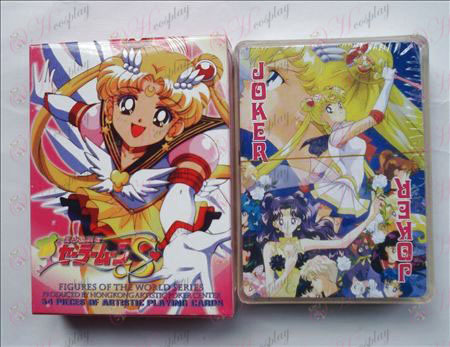 Hardcover edition of Poker (Cardcaptor Sakura Accessories)
