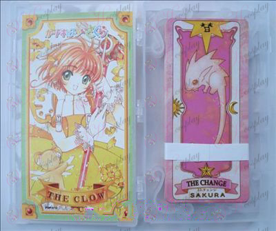 Card Captor Sakura Accessori Kro carte