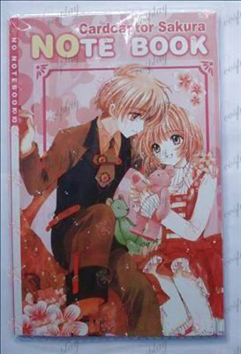 Card Captor Sakura Accesorios Notebook