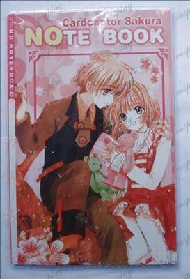 Cardcaptor Sakura Tilbehør Notebook