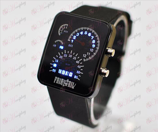 (11) Fairy Tail Accessories-meter dish watch