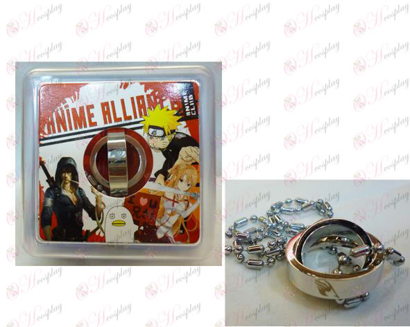 Fairy Tail Accessori Doppio Anello (in scatola)