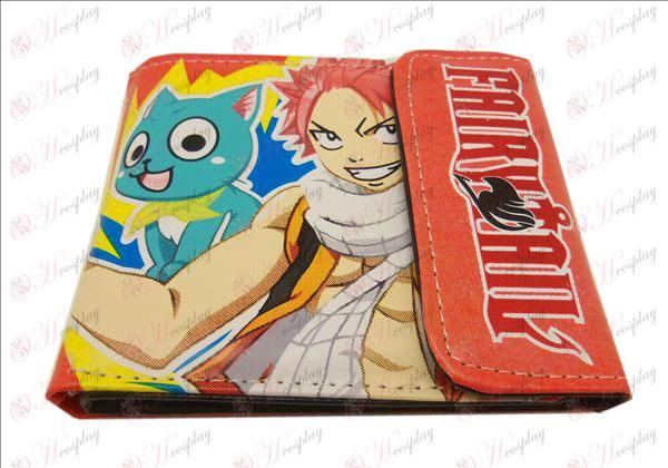 Fairy Tail Αξεσουάρ χρώμα πορτοφόλι