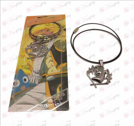 Cyan Pegasus D Fairy Tail guild halsband