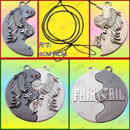 Fairy Tail Phoenix Necklace