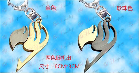 Fairy Tail Accessories-fairy logo buckle hanging separations