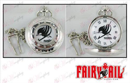 Escala ocos relógio de bolso-Fairy Tail Acessórios