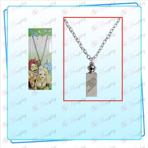 Fairy Tail Acessórios pesos colar