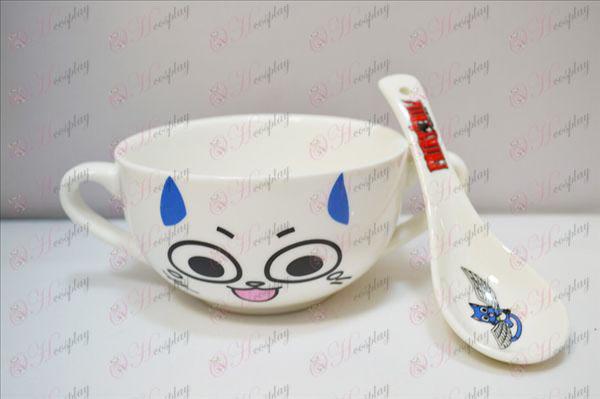 Fairy Tail Accesorios bowl oído derecho