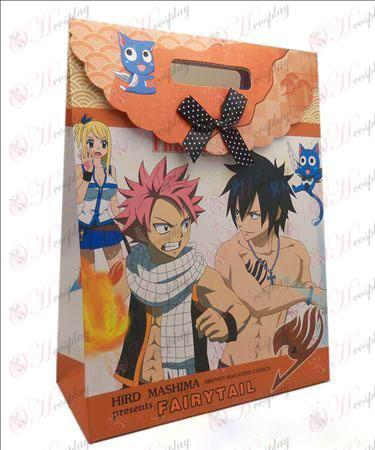 Голям подарък чанта (Fairy Tail аксесоари) 10 бр / пакет