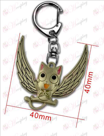 Fairy Tail - Abby Keychain