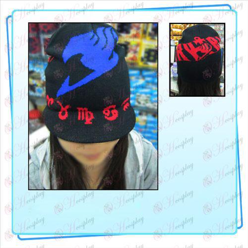 Fairy Tail Tillbehör jacquard hatt