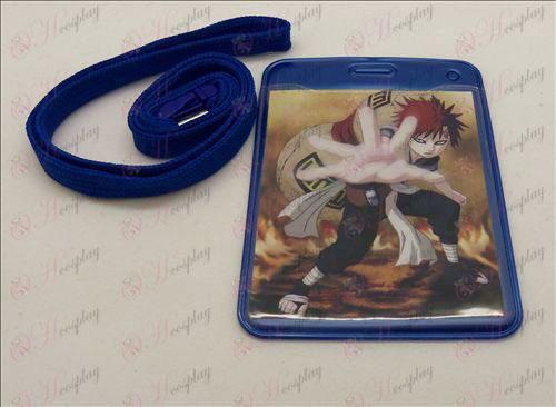 Kortti asetetaan (Naruto Gaara)