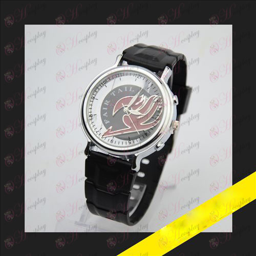 Relief skeleton watch-Fairy Tail Accessories
