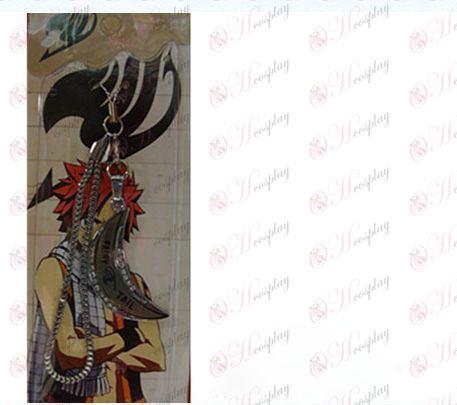 Fairy Tail Αξεσουάρ φεγγάρι σειρά τηλέφωνο αλυσίδα