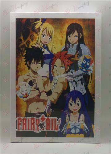 Fairy Tail accessoires Puzzle (498)
