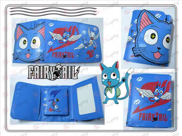 Fairy Tail Аксессуары Хабиб объемных бумажник