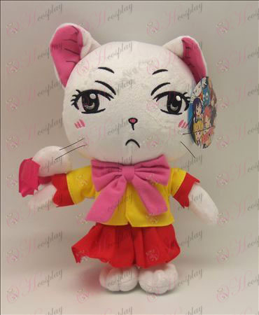 Fairy Tail Аксессуары White Cat Плюшевые