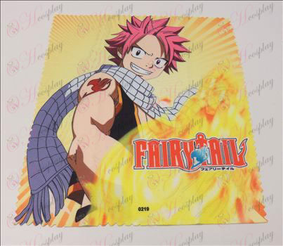 Glasses cloth (Fairy Tail Accessories0219) 5 sheets / set