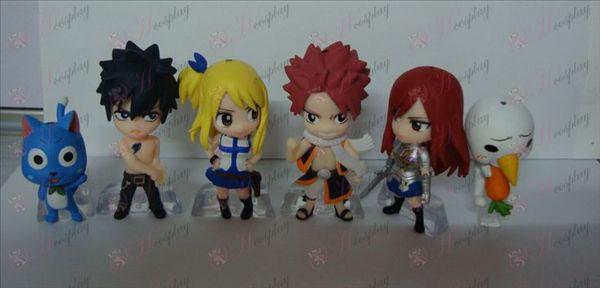 6 Аксессуары Fairy Tail