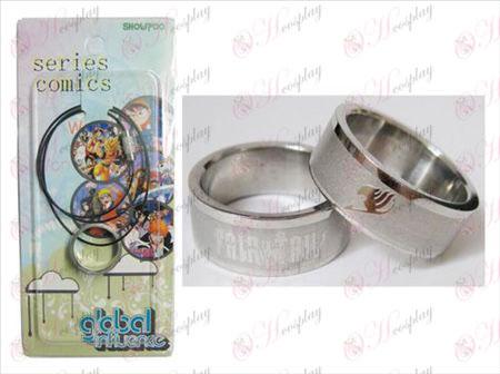 Fairy Tail accessoires de collier d'anneau givré - Rope