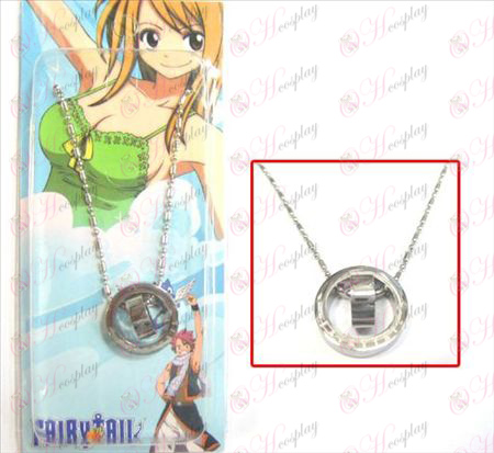 Fairy Tail Ring Necklace