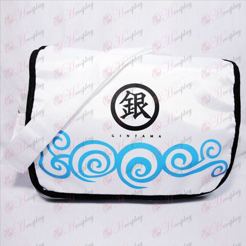 Gin Tama Accessories plastic bag gifted Korea