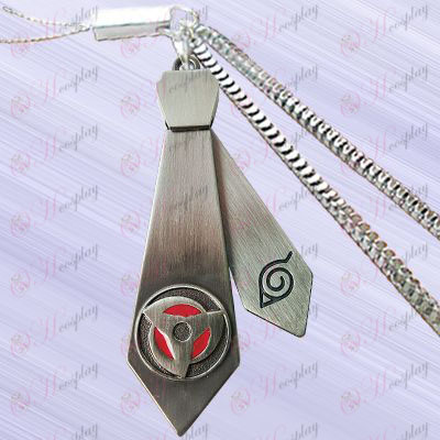 Naruto - kakashi write round eyes tie machine chain