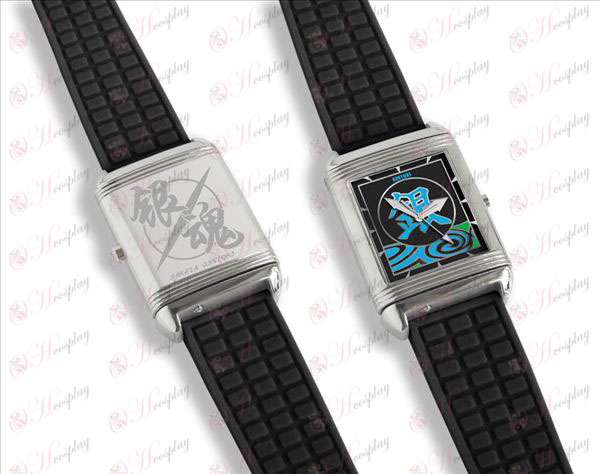 Dual literally flip watches (Gin Tama Accessories)