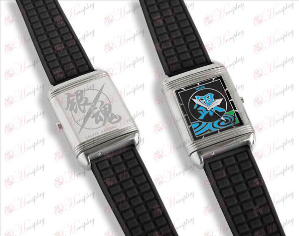 Dual letterlijk flip horloges (Gin Tama Accessoires)