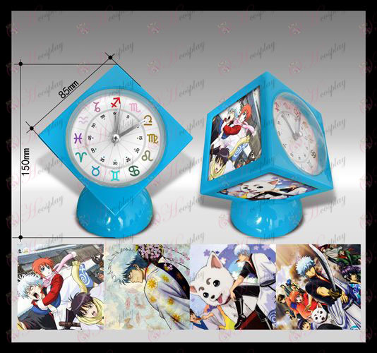 Gin Tama Accessories cube alarm clock
