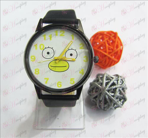 Gin Tama Accessories candy color series watches