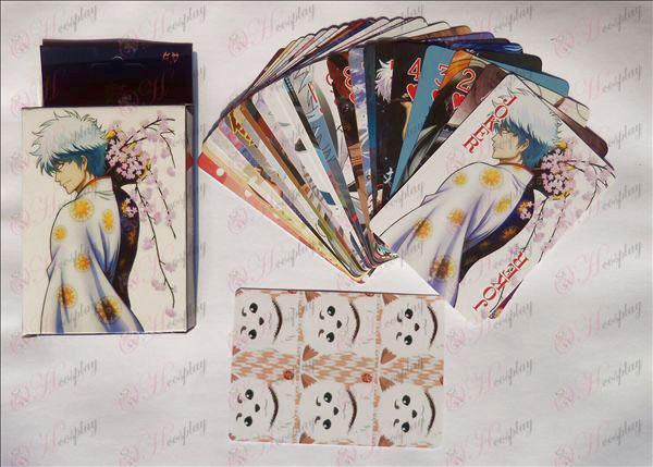 DGin Tama Accessories embossed poker
