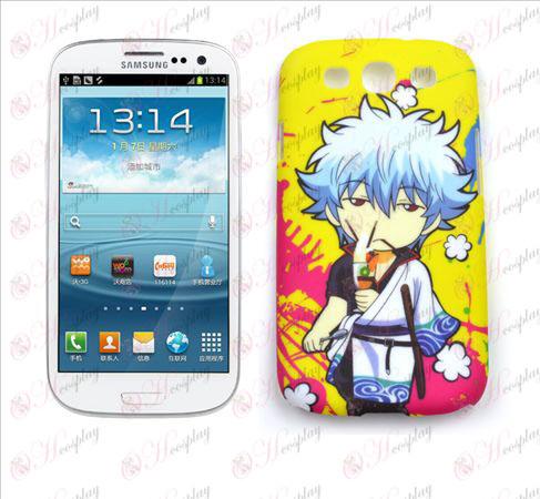 Samsung I9300 κινητό τηλέφωνο κέλυφος-Gin Tama Accessories09
